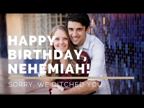 Happy Birthday, Nehemiah! The Sweet Life Conference, 29 Candles, and the Question We Get Most
