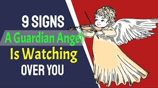 9 Signs A Guardian Angel Is Watching Over You