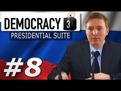 Democracy 3: Presidential Suite | Russia  -  Year 8