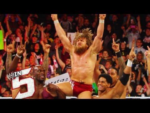 WWE in 5 - Week of September 16, 2013