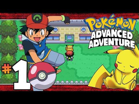 Pokemon: Advanced Adventure - Tam Çözüm#1 : Macera Başlıyor!