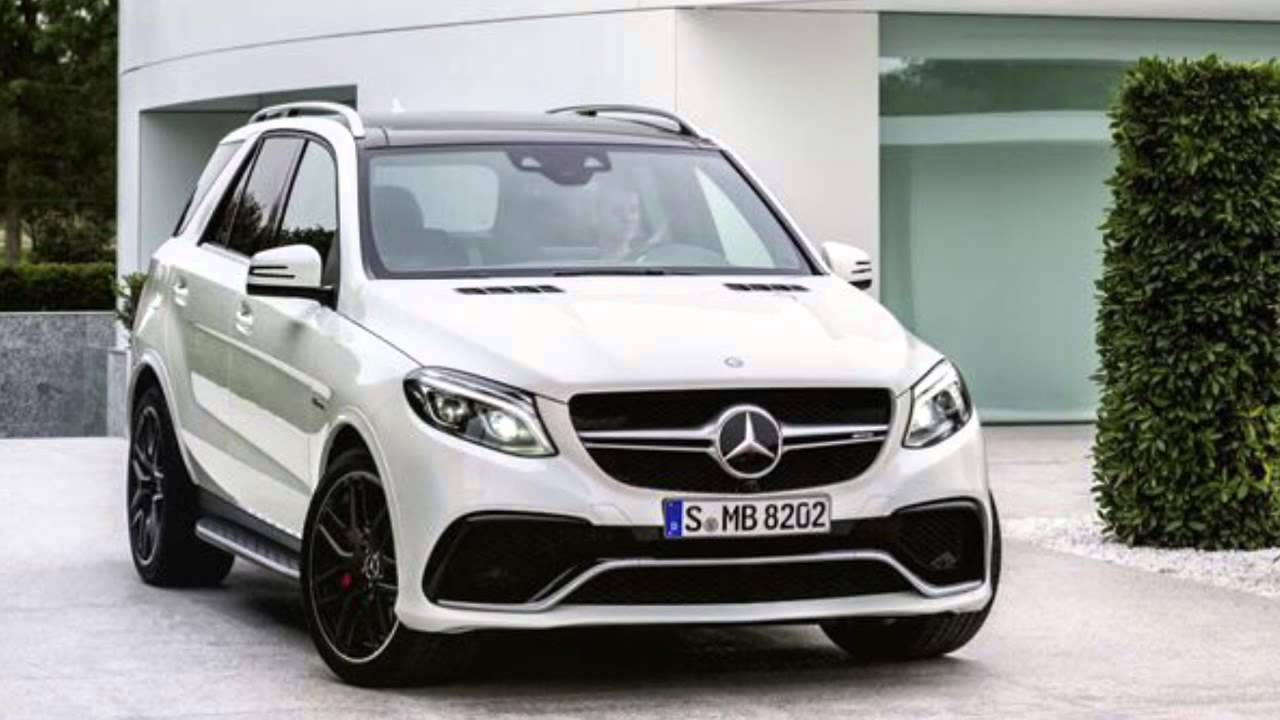 2016 mercedes benz gle 63 s amg youtube for Mercedes benz gle 63 amg