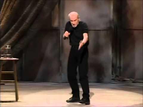 George Carlin - free floating hostility