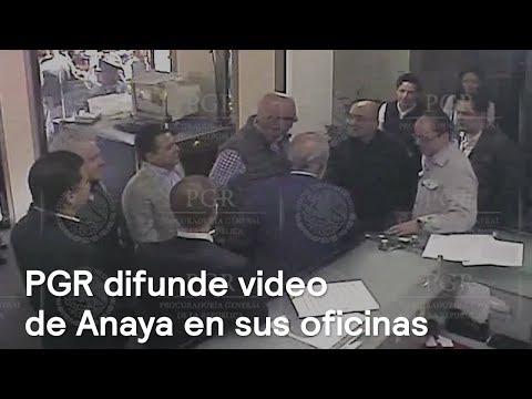 PGR invita a Ricardo Anaya a rendir su declaración - En Punto con Denise Maerker