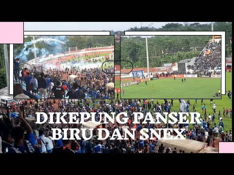 Detik Detik Kerusuhan Suporter, PSIS vs AREMA Chaos!!! from YouTube · Duration:  17 minutes 11 seconds