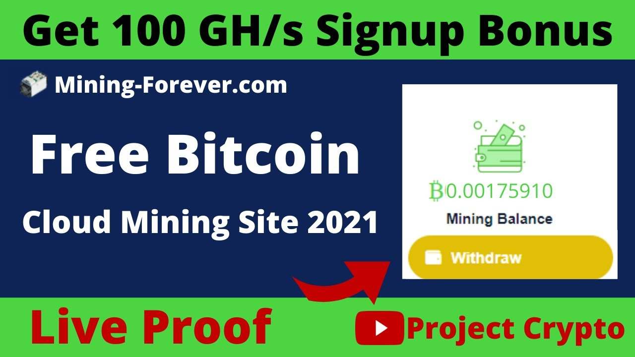 btc cloud mining gratuit
