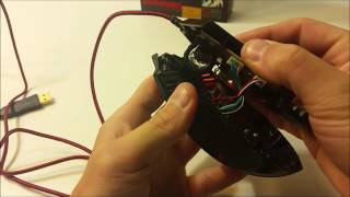 Скачать How To Disable The Red LED Lights On Redragon M601 Centrophorus Gaming Mouse