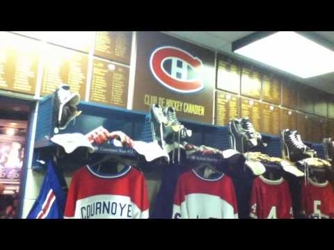 Hockey Hall of Fame FULL TOUR in Toronto: Part 1