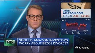 Amazon investors may fear Bezos divorce due to new rumor