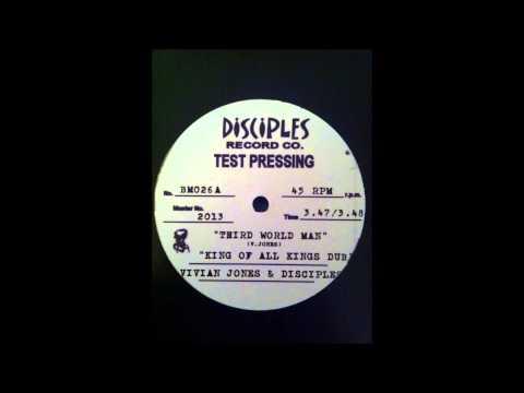 Vivian Jones And Disciples -Third World Man / King Of All Kings Dub