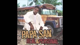 Papa San - Maddy Maddy cry / Punnany riddim (Jamaican Retro reggae) Old classics