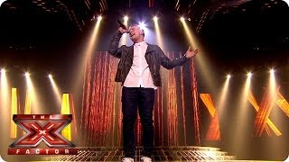 Sam Callahan sings Iris by the Goo Goo Dolls - Live Week 6 - The X Factor 2013