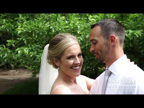 Mike Staff Productions - Detroit Wedding Videography - The Wedding Video of McKenna and Brenton
