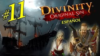Vamos a Jugar Divinity: Original Sin - 11 - La Guarida de Evelyn - Let's Play Español