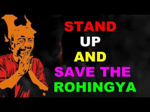 The Most Important Message For The Rohingya By Mr Abdul rahman Please Listen It.