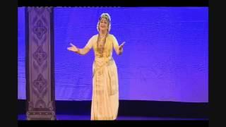 Bharatanatyam dance performance by Padma Subrahmanyam chinnan chiru penn
