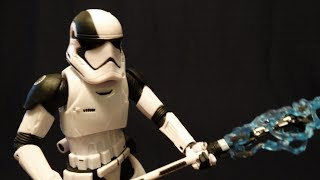 Star Wars Black Series Review: First Order Stormtrooper Executioner (Target Exclusive)