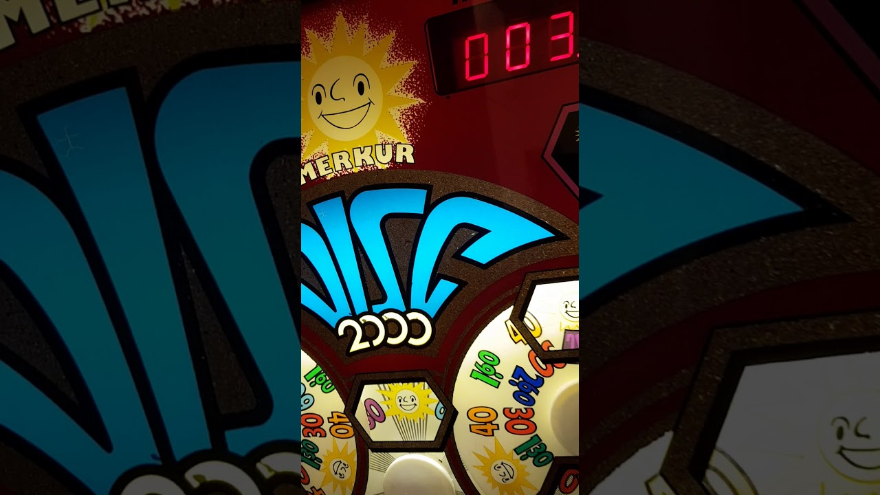 Merkur Geldspielautomat