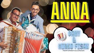 Anna Polka (Polca Variata) Fisarmonica Danilo e Mirko putzu
