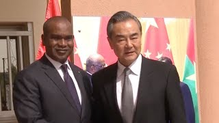 Chinese FM Wang Yi follows tradition by making Africa first trip in 2019