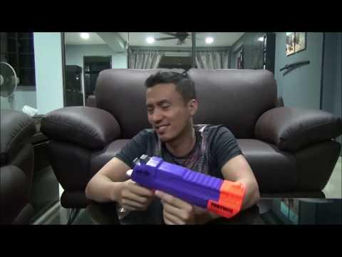 Latest Release Nerf Fortnite Mega Pistol