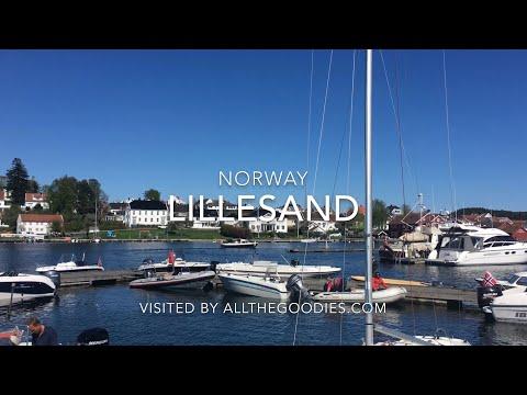 Lillesand, Norway 4K