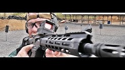 PSA 9mm 10.5 Inch AR-9 Upper Review and Demonstration