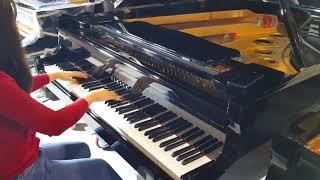 쇼팽 발라드  4번 . 하남시 피아노 학원 .야마하그랜…
