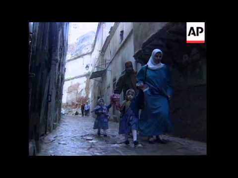 ALGERIA: ALGIERS: WOMEN ARE PLAYING A KEY ROLE IN ELECTIONS
