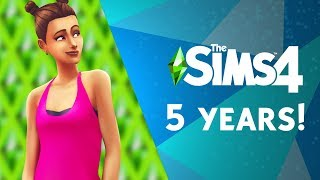Reviewing the ENTIRE History of The Sims 4! (5 YEARS OF CONTENT)