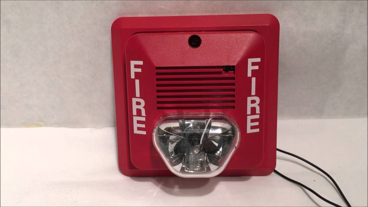 Mircom Fhs 240r Fire Alarm Test And Overview Youtube