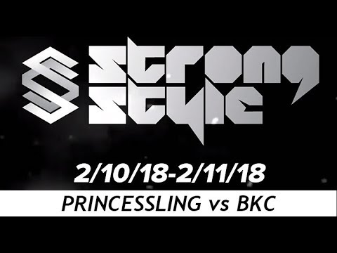 STRONGSTYLE 6 - Tekken 7 Top 8 - UYU | PrincessLing vs. Walker | BKC