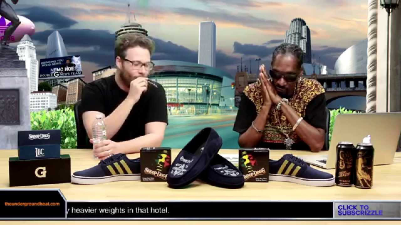 Seth Rogen, Snoop, Cross Joints & Chronic | GGN NEWS