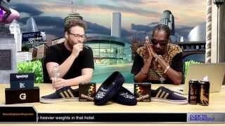 Seth Rogen, Snoop, Cross Joints & Chronic | GGN NEWS thumbnail