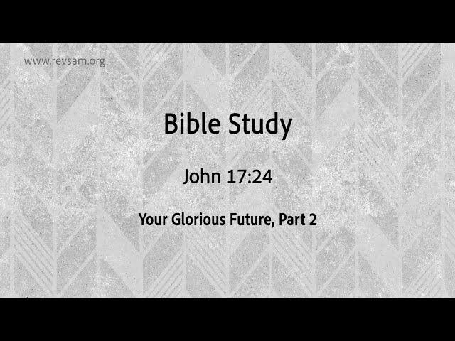 Your Glorious Future (Part-2) | Jeevan Chelladurai | Tuesday Service | AFT Church | 17-Nov-2020