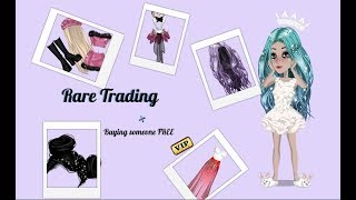 Rare Trading + Buying someone FREE VIP!! V!bes MSP