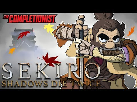 Sekiro Shadows Die Twice  | The Completionist (ft. @VaatiVidya)