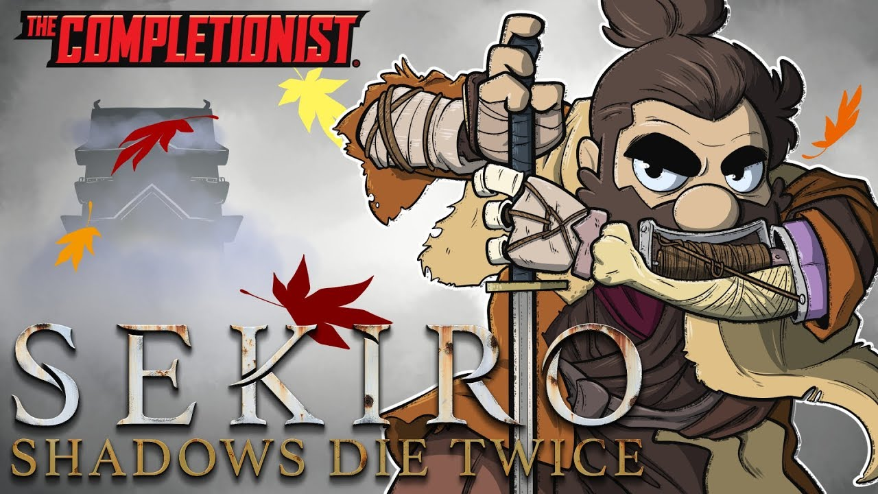 Sekiro Shadows Die Twice  | The Completionist (ft. @VaatiVidya) thumbnail