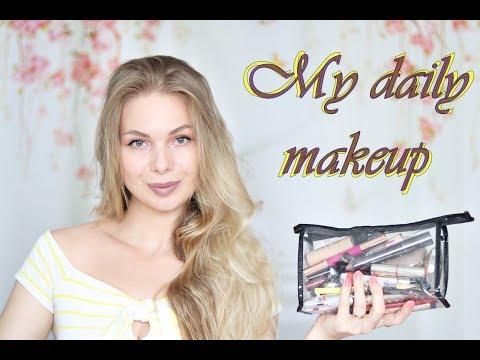 Machiajul Meu De Zi Cu Zi Simplu видео с Youtube на компьютер
