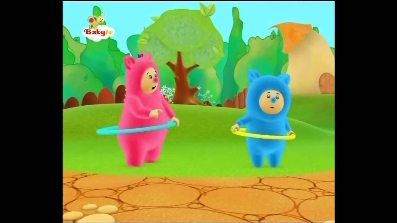 BabyTV Billy en Bambam - hoelahoep