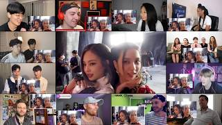 BLACKPINK - 'How You Like That' M/V MAKING FILM Reaction Mashup