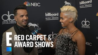 Luis Fonsi Reacts to 5 Wins at 2018 Billboard Music Awards | E! Live from the Red Carpet