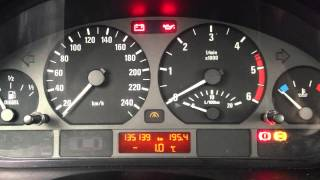 BMW (e46) 320D - Démarrage à froid impossible (Résolu)