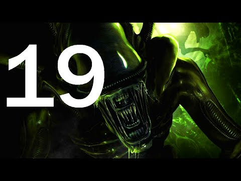 Alien Isolation Return To The Marshal Bureau Gameplay Part 19 (Xbox One, PS4)
