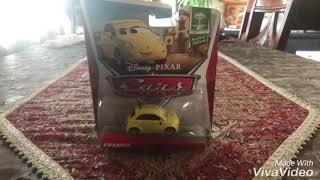 Disney Pixar Cars 2 Diecast Franca