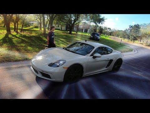 Porsche 718 Cayman ‹ EduKof ›