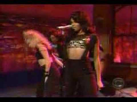 Ciara  Promise Live at The Late Night Show