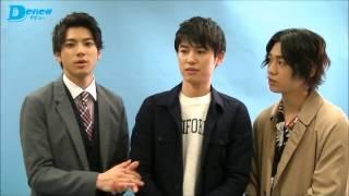『Deview/デビュー』で掲載中のD-BOYS連載『D☆DAYS』。今月は、4月19日...