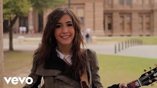 Kate Voegele - Capitol Building Interview (VEVO Live from Austin, TX)