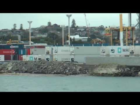 Auckland Harbour Cruise, New Zealand